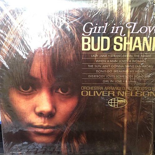 Bud Shank ‎– Girl In Love