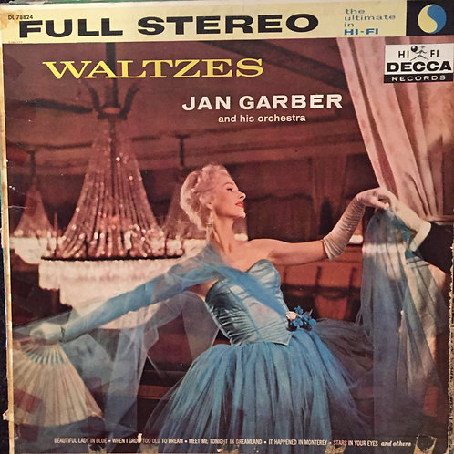 Jan Garber And His Orchestra – Waltzes