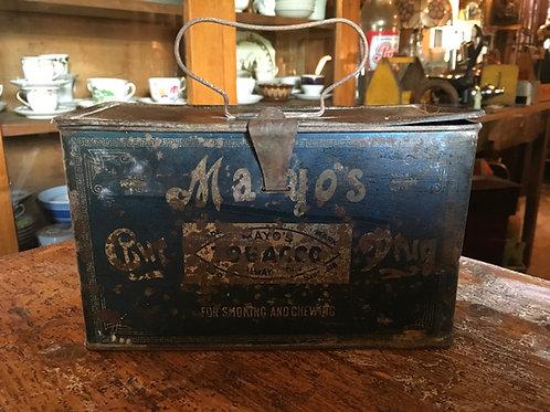 Boîte de tabac Mayo's