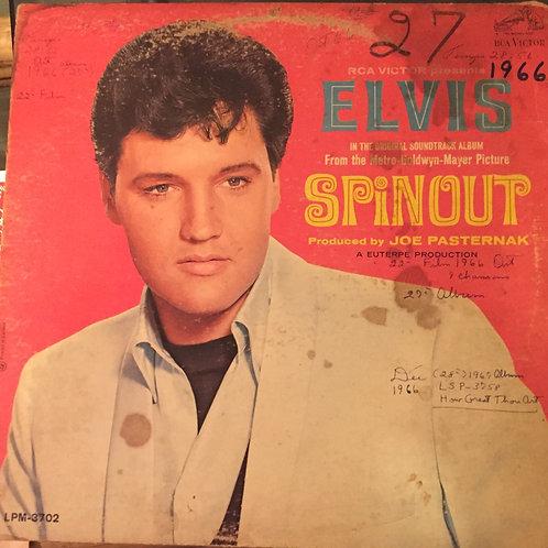 Elvis Presley Spinout