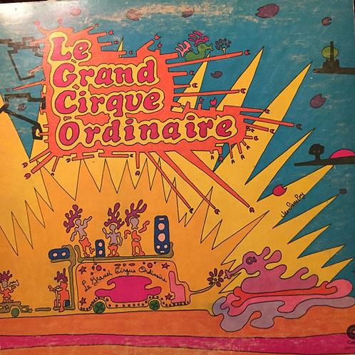 Le grand cirque ordinaire