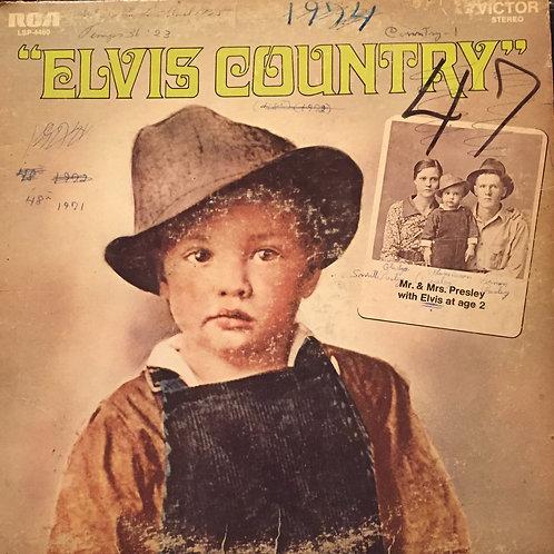 Elvis Presley – Elvis Country (I'm 10,000 Years Old)