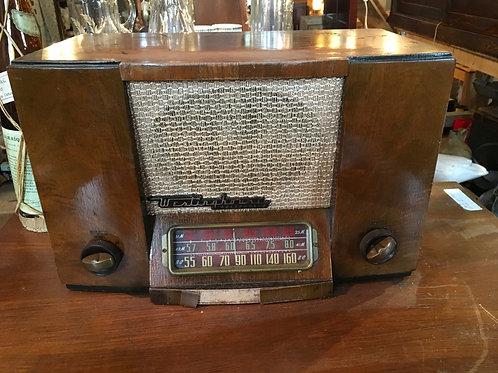 Radio de table Westinghouse  circa 1950-60