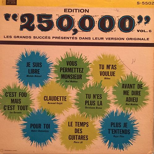 Compilation  Edition 250,000 Vol.6