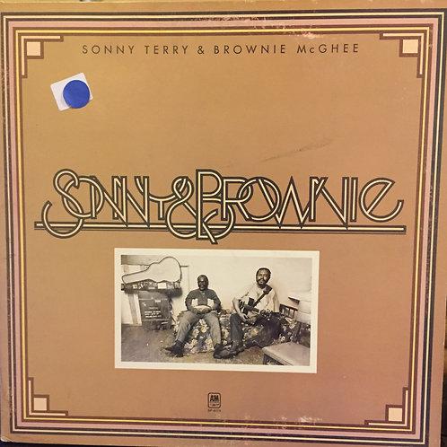 Sonny Terry & Brownie McGhee - Sonny Brownie