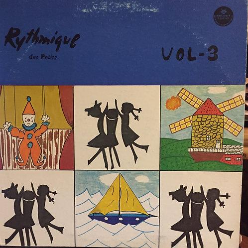 Georges Aubanel – Rythmique Des Petits, Vol.3