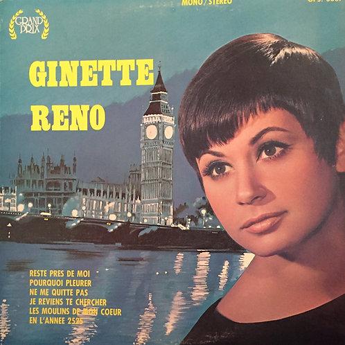 Ginette Reno – Ginette Reno