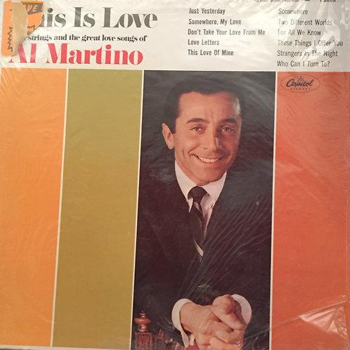 Al Martino – This Is Love