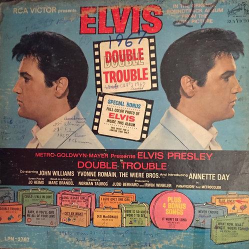 Elvis Presley – Double Trouble