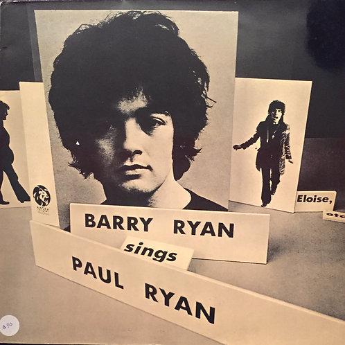 Barry Ryan – Barry Ryan Sings Paul Ryan