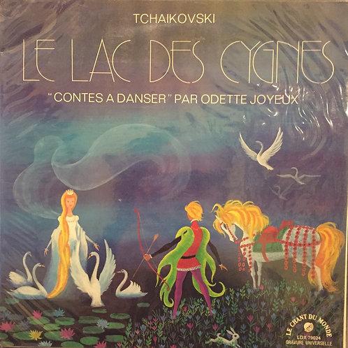 Tchaikovski Le lac des cygnes conte à danser par Odette Joyeux
