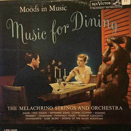 The Melachrino Strings – Music For Dining