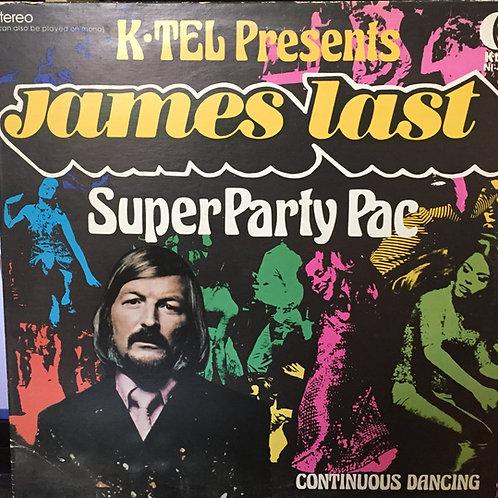 James Last – Super Party Pac - Continuous Dancing
