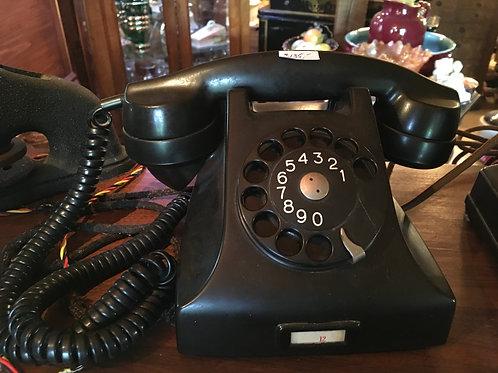 Téléphone centaine à roulette