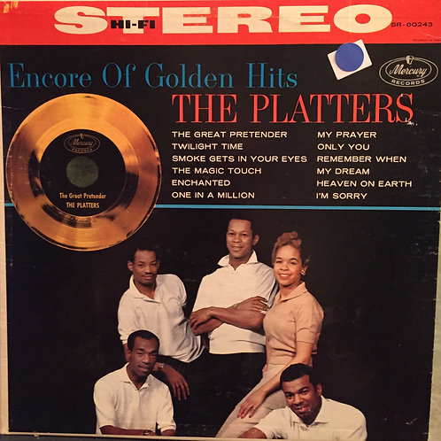 The Platters – Encore Of Golden Hits