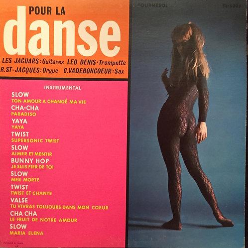 Les Jaguars – Pour La Danse