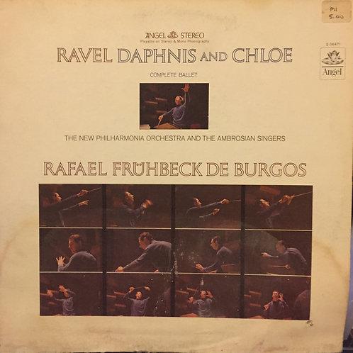 Maurice Ravel / Rafael Frühbeck De Burgos / New Philharmonia Orchestra