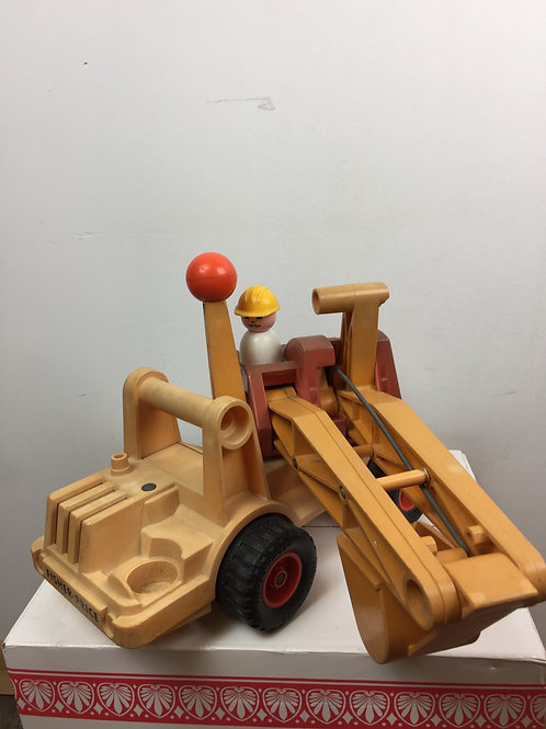 Camion/pelle Fisher Price vintage