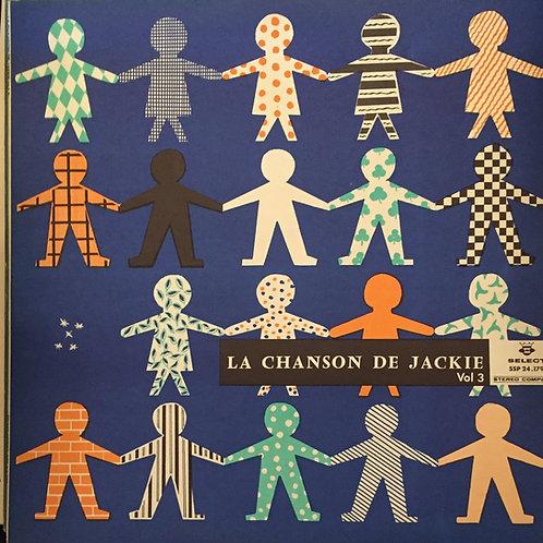 Henri Veysseyre – La Chanson De Jackie, Vol.3