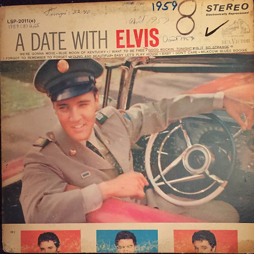 Elvis Presley – A Date With Elvis