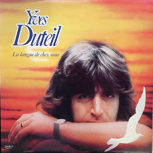 Yves Duteil – La Langue De Chez Nous