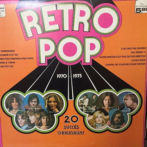 Compilation Retro Pop