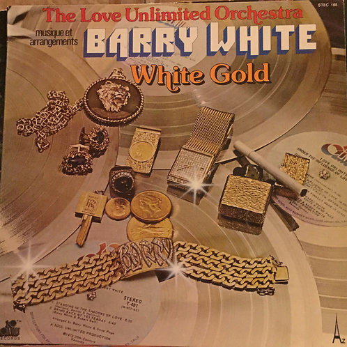 The Love Unlimited Orchestra* – White Gold