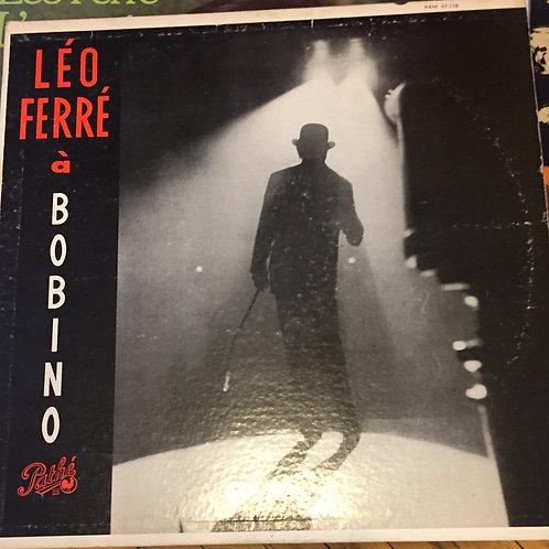 Léo Ferré À Bobino
