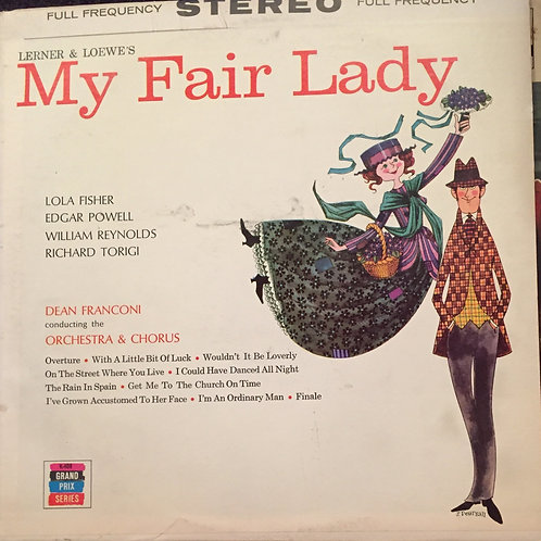 Compilation ‎– My Fair Lady