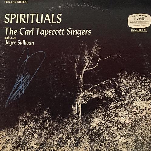 Carl Tapscott Singers, Joyce Sullivan – Spirituals