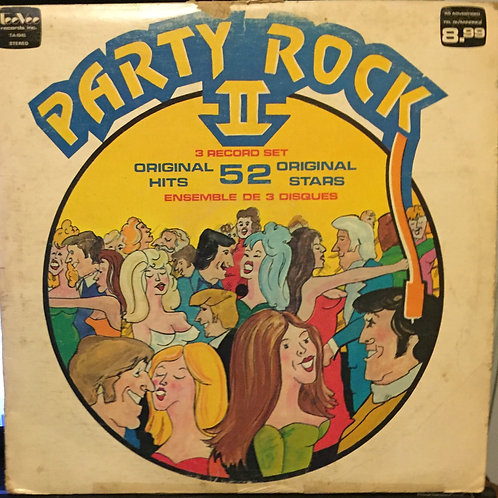 Compilation -  Party Rock II