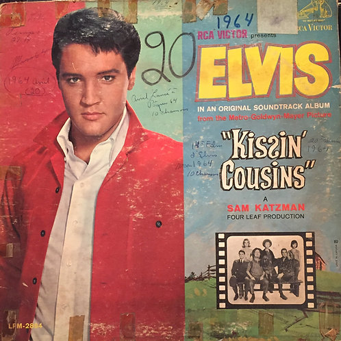 Elvis Presley – Kissin' Cousins