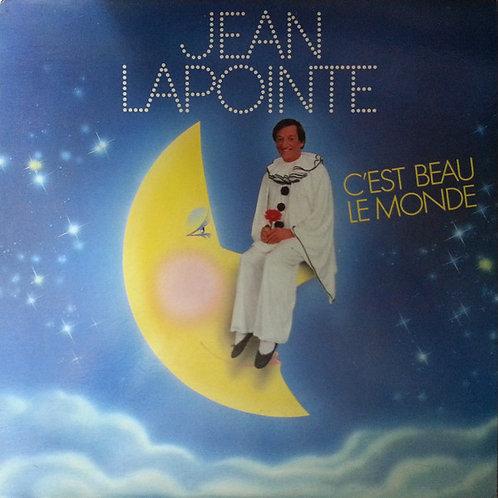 Jean Lapointe - C'est beau le monde