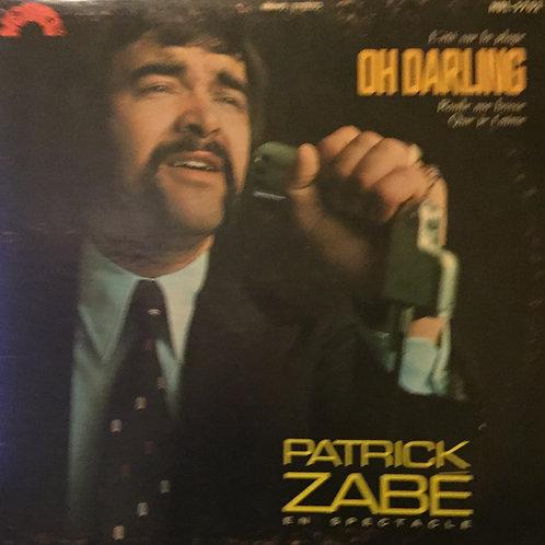 Patrick Zabé – Patrick Zabé En Spectacle