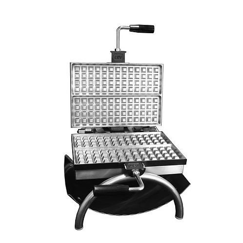 HVD Waffle Iron (large). Includes all tools and instructions.