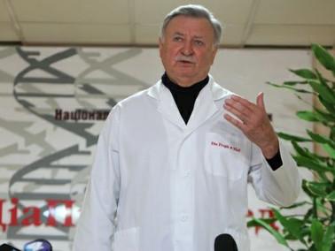 Академік Микола Якович Співак розповів про розробку субодиничної вакцини