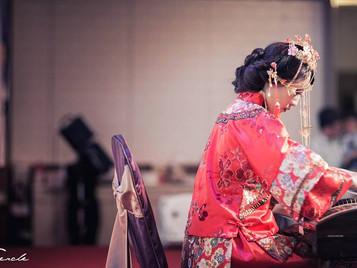 ++婚禮紀錄++ 曾迪&熙樺  地點/玫瑰教堂&香蕉碼頭