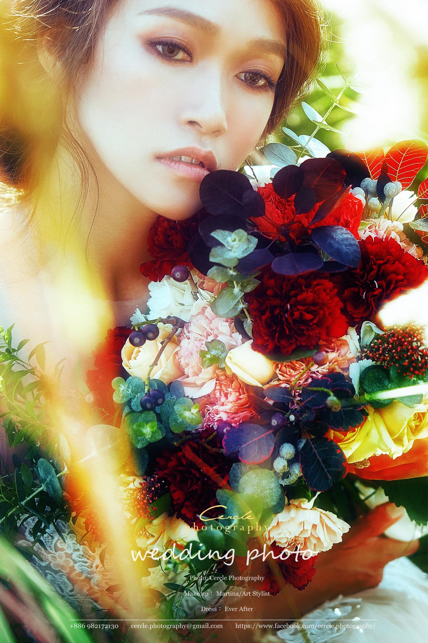 夢幻婚紗 古典油畫 復古婚紗 台南婚紗 自助婚紗 海邊婚紗