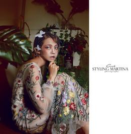 復古造型 時尚造型 雜誌風 歐美妝 歐美造型