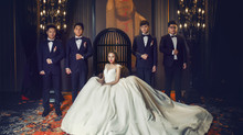 ++婚禮紀錄++至弘&維芬/台鋁 晶綺盛宴/錦繡廳