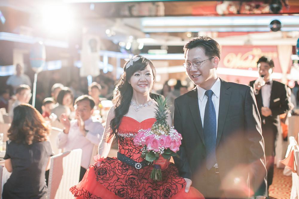 高雄婚攝  女攝影師 婚禮紀錄  夢時代雅悅會館