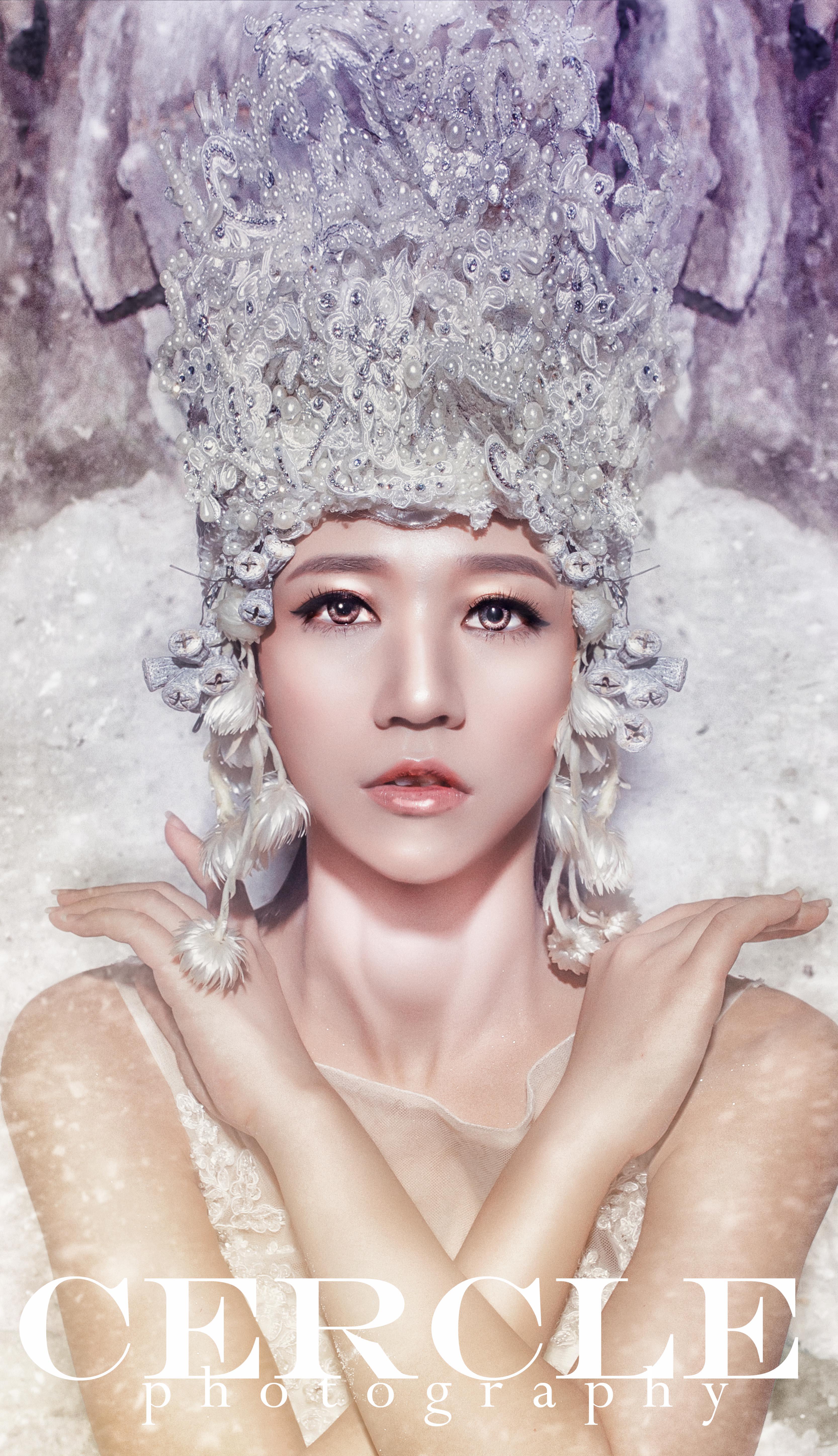 {影像創作}風雪女王