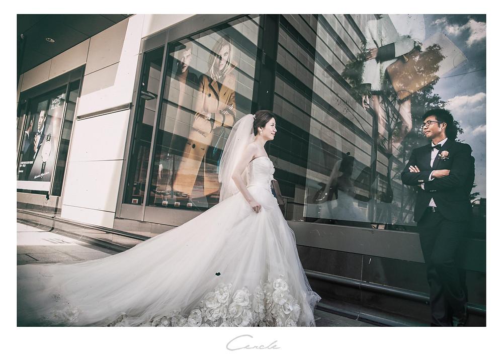 高雄婚攝  女攝影師 婚禮紀錄 台南大億麗緻酒店