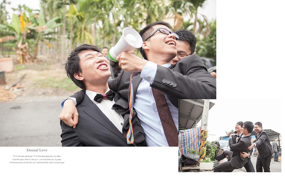高雄婚攝 婚禮紀錄 婚攝 南部婚攝 女攝影師 上海素食宴客