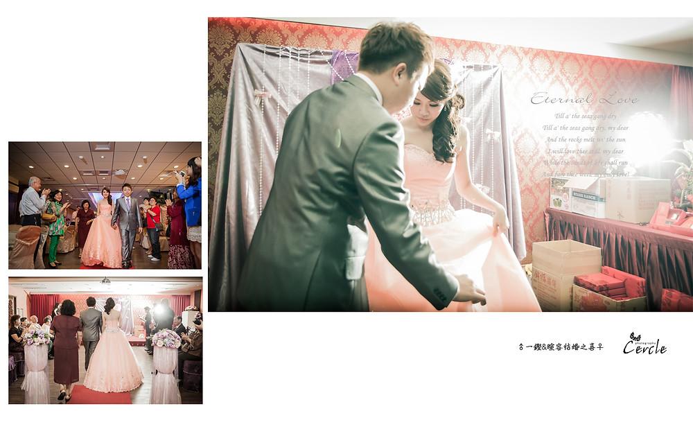 高雄婚攝 女攝影師 婚禮攝影 漁故鄉婚攝 宴客