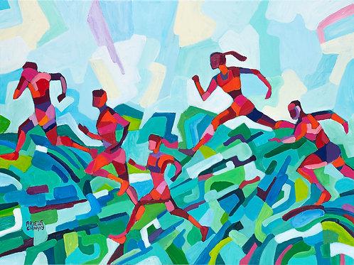 Running Together - Original