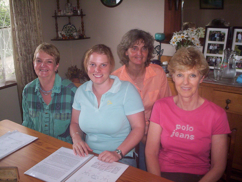 First Cued Speech Course to be held in South Africa - Greytown 2007