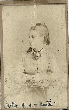 Mrs Charlotte Jane McKenzie-Grieve   Mot