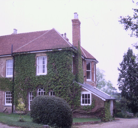 Fir Hill from the south west in 1993