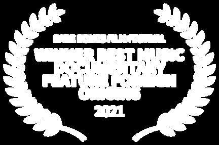 BARE BONES FILM FESTIVAL - WINNER BEST MUSIC DOCUMENTARY FEATURE FOREIGN ORIGINS - 2021.pn
